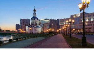 Белгород. Прохоровка.